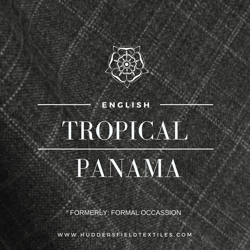 English Tropical Panama