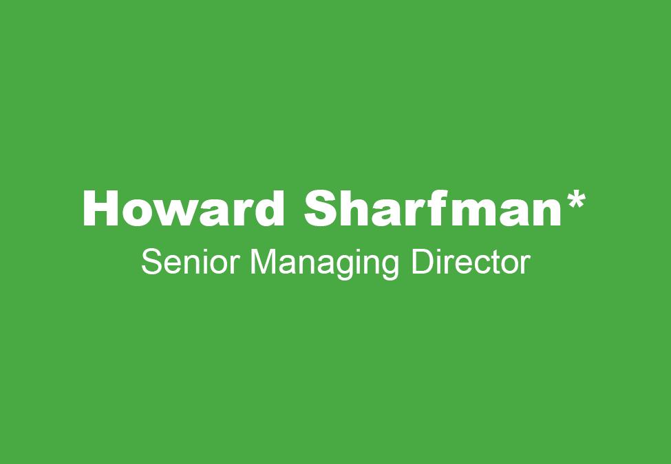 Howard Bio Picture