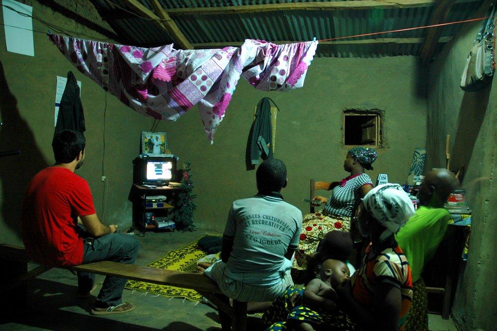 TV - Elections night