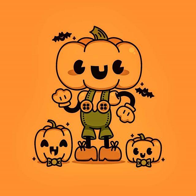 Pumpkin boye says happy Halloween 🎃  #pumpkin #jackolatern #inktober #graphicdesign #graphicdesigncentral #graphicdesignblg #illustree #illustration #instagood #nofilter #spooky #halloween #vector #vectorart #art #cute #doodle #sketch #drawtober #drawtober2018 #cartoon #vintage #cuphead #oldcartoons #inktober2018 #halloween #happyhalloween
