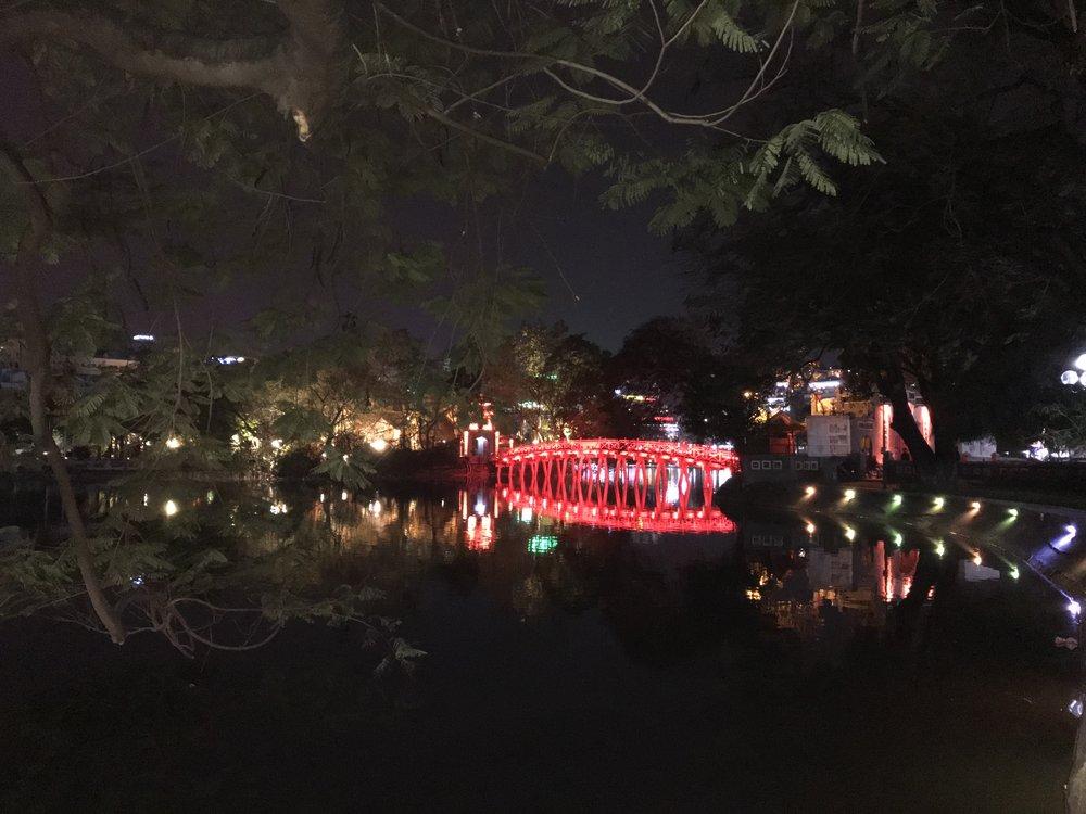 Hanoi regorge de petites merveilles comme celle-ci!