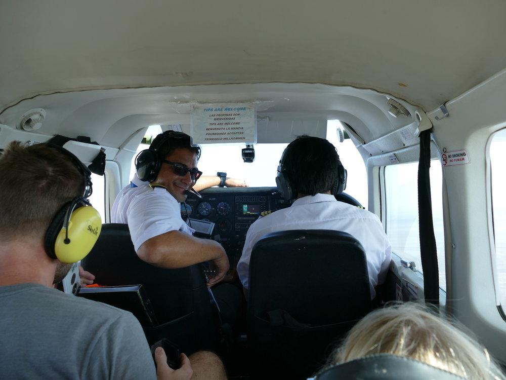 Un pilote assez cool!!