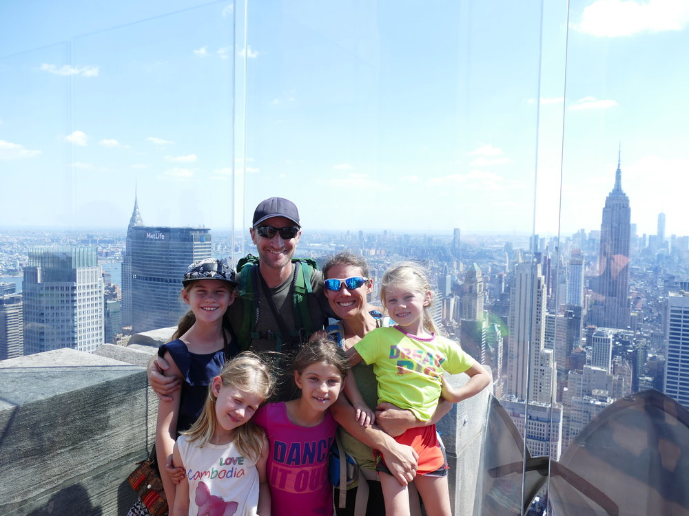 Top of the rock... un incontournable!