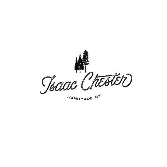 Working on brand identity for an extremely talented friend. Go check out his work!! @chester.custom.woodworks