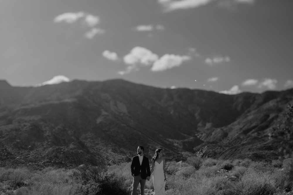 Morgan & Brian - Palm Springs, California