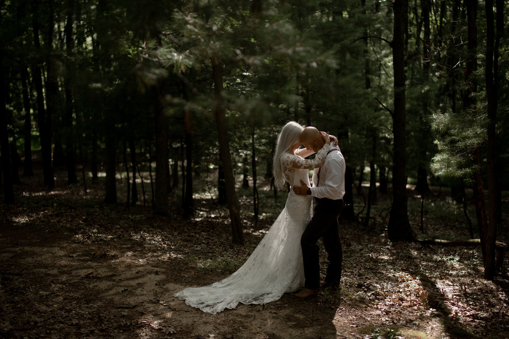 Samantha & Crhis - Mohican Valley, Ohio