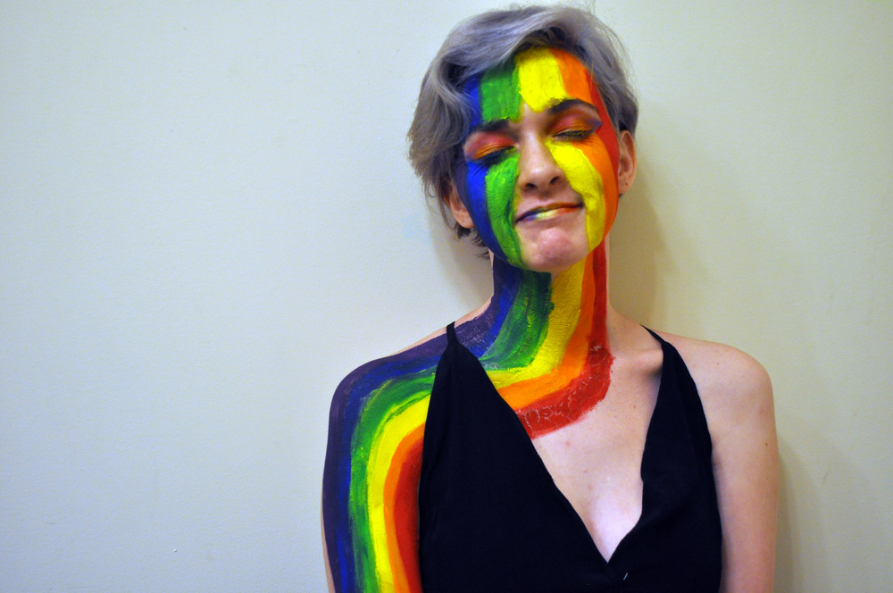 Makeup Design+Photography: LGBTQ Pride