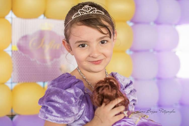 Fotografia de festa infantil - por Leira Borges