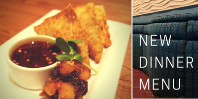 Click to view our New Dinner Menu