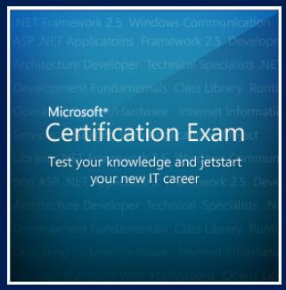 microsoft certification exam voucher isinc moc on demand
