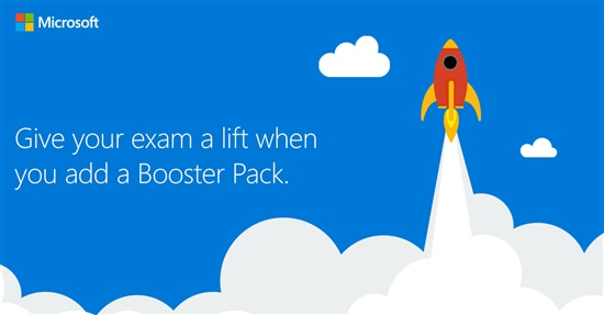 Microsoft Booster Packs
