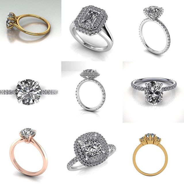 Looking to re-design your outdated engagement ring? Contact us for FREE consultation.
