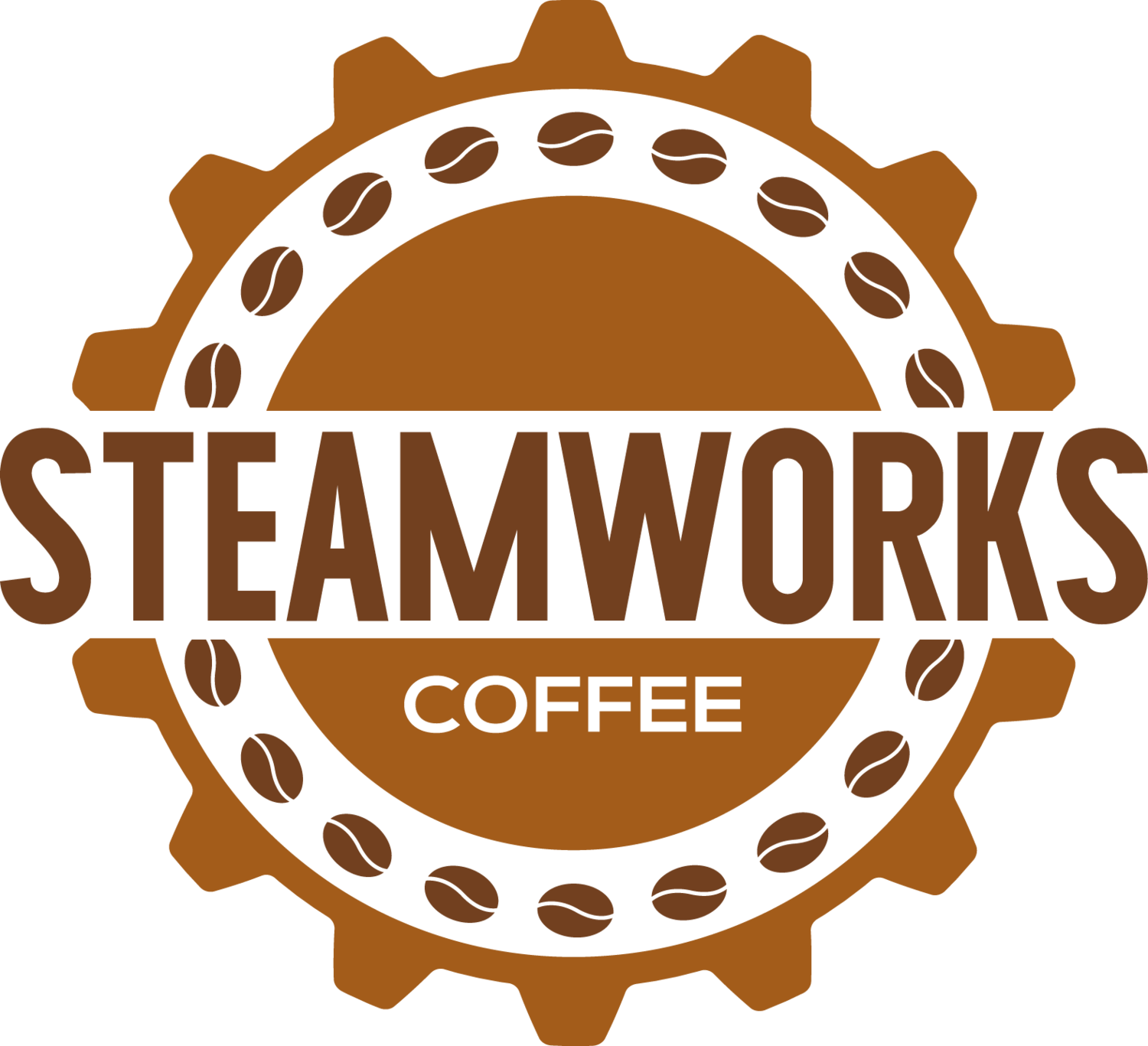 Steamworks Craft Roasted Specialty Coffee