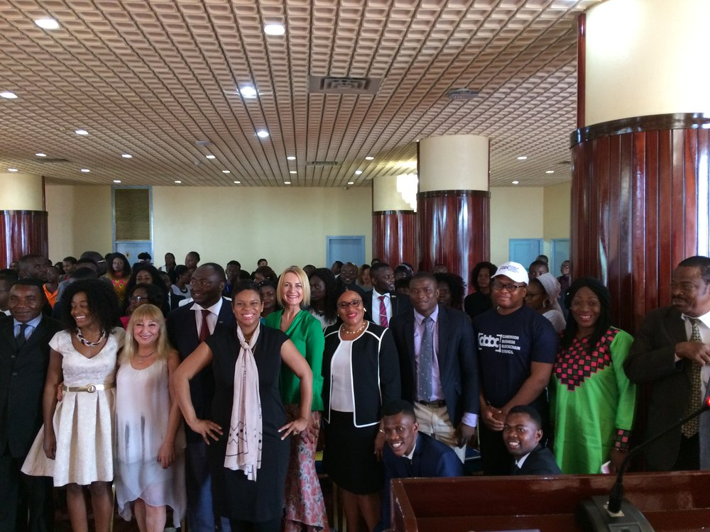 BuildingEntrepreneurialEcosystemsInAfrica-Yaounde-Cameroon-March20181.JPG