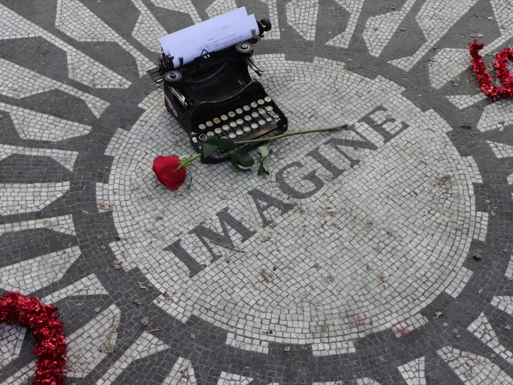 Mighty Little, Custom Poetry machine, Strawberry Fields Forever