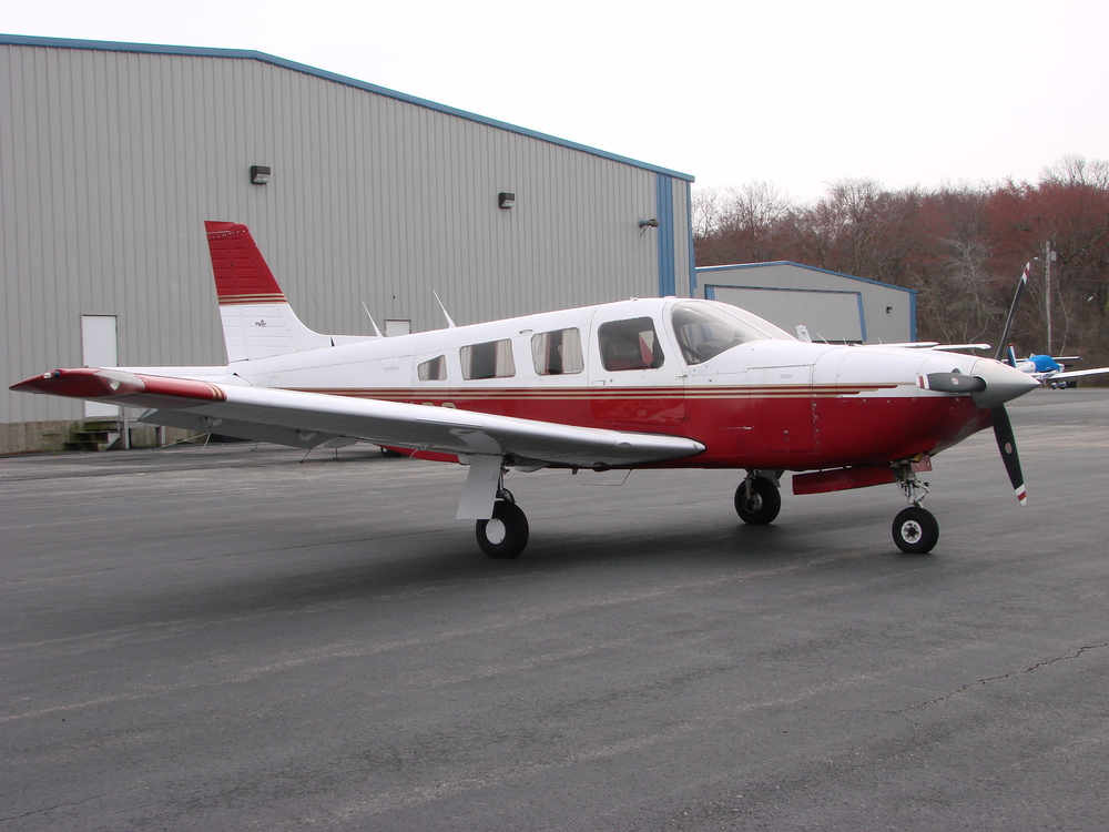 Piper Saratoga SP
