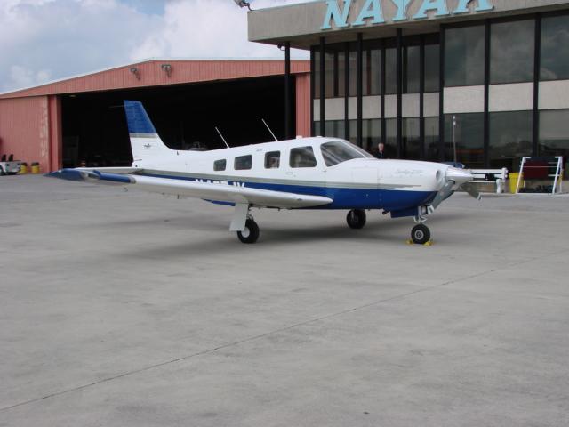 Piper Saratoga II HP
