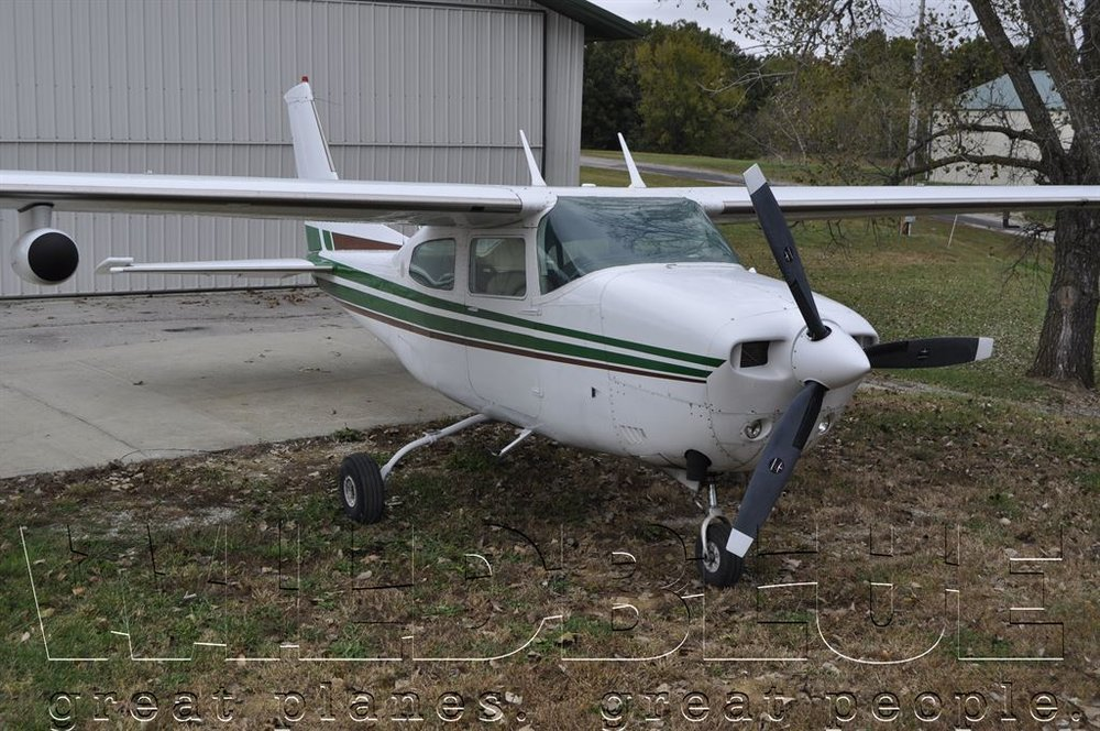 Cessna T210M
