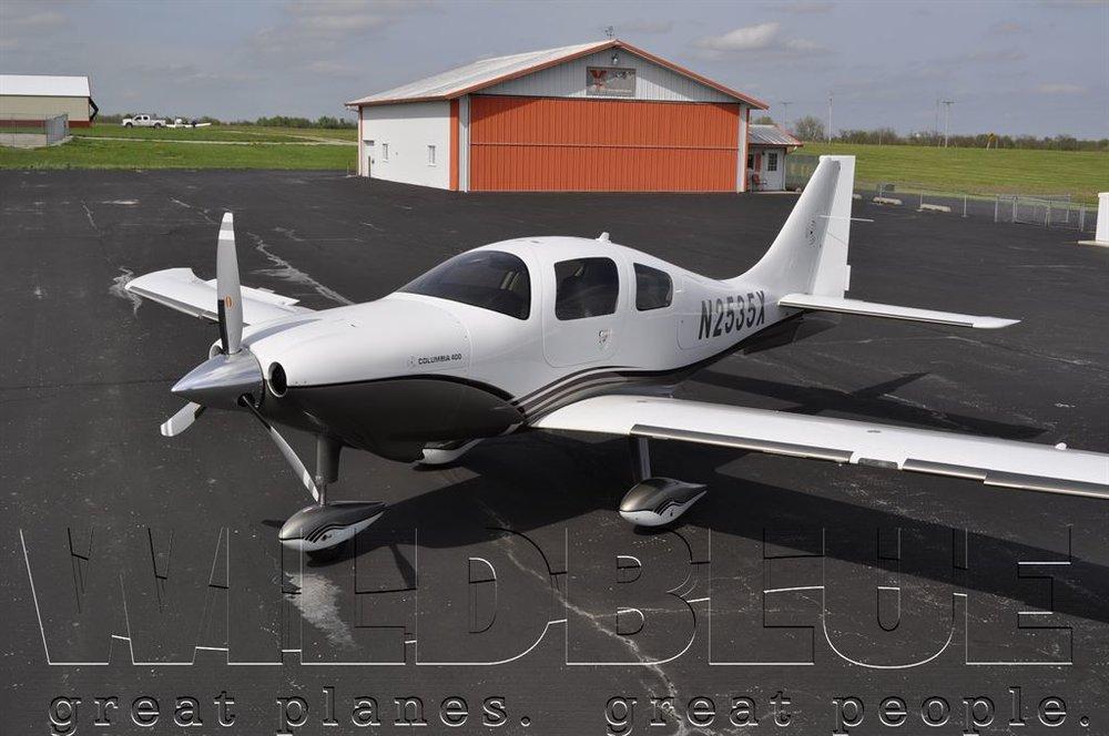 Columbia 400 SLX