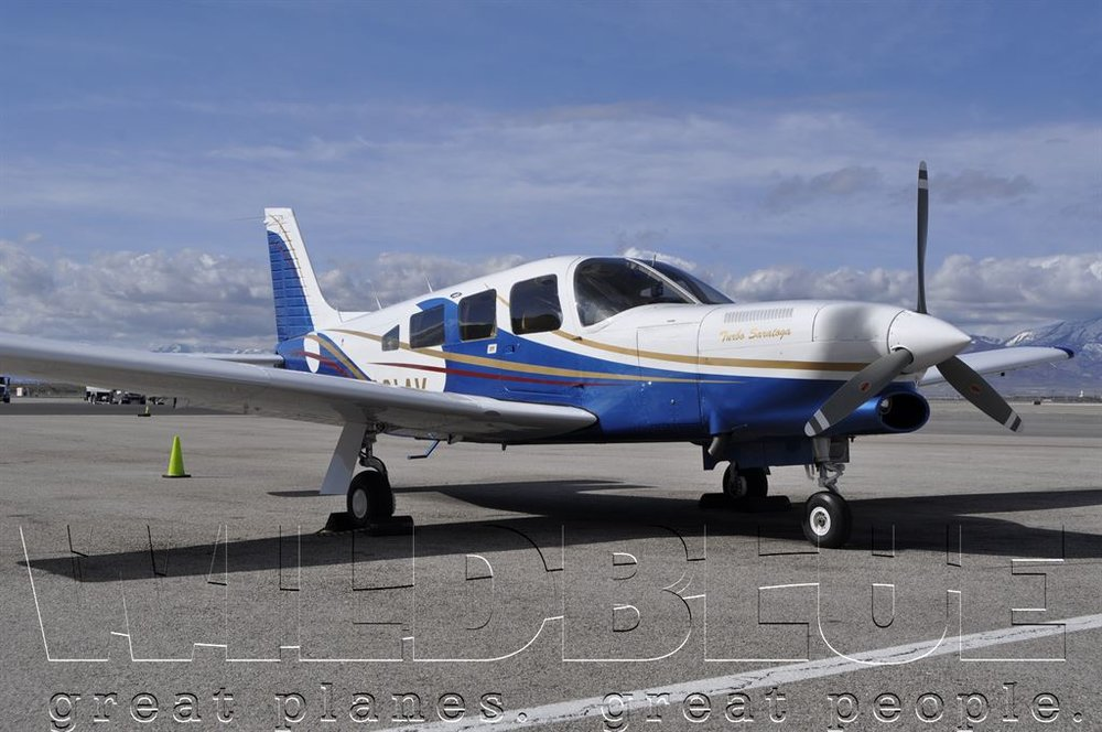 Piper Turbo Saratoga SP