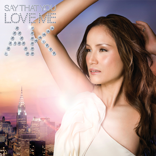 "AK Akemi Kakihara: Album ""Say That You Love Me"""