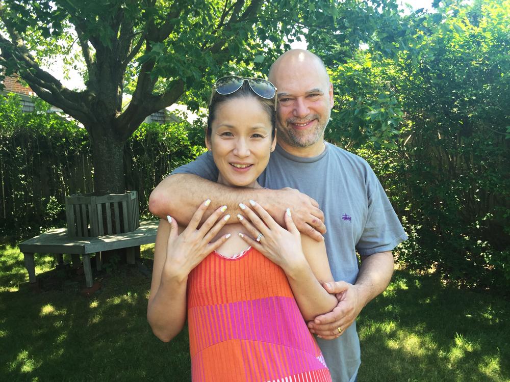 AK Akemi Kakihara & Danny Krivit, Nantucket Summer 2016