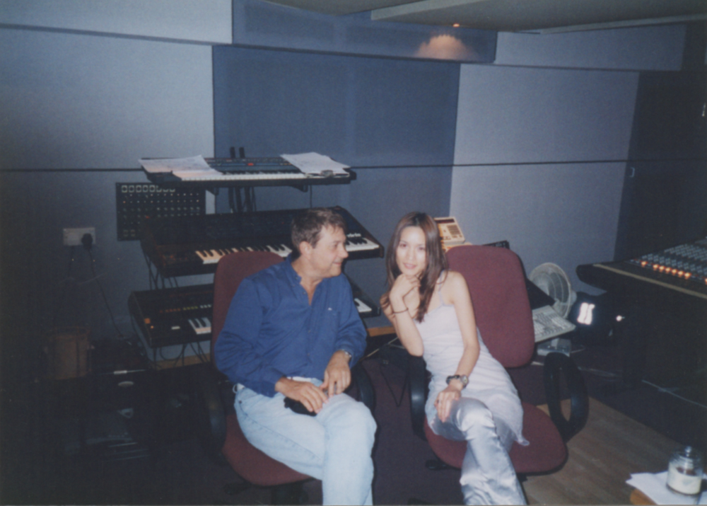 Eumir Deodato and AK Akemi Kakihara
