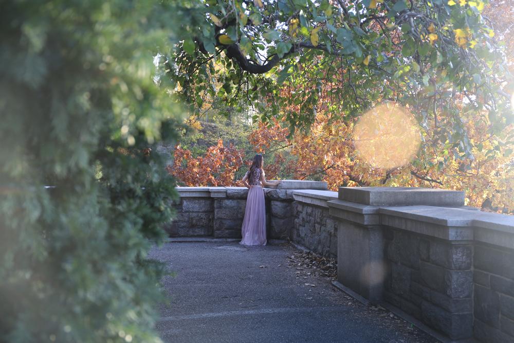 AK Akemi Kakihara @ Fort Tyron Park Photo by Romi Uchikawa