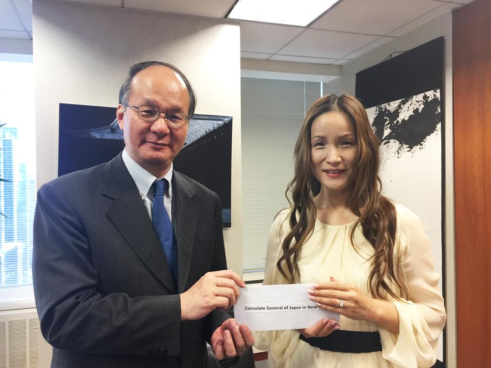 Ambassador Reiichiro Takahashi