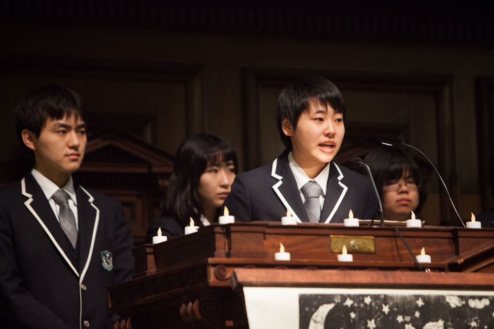 Satsuki Sekine: Students of Futaba Future High School, Fukushima Prefecture (Speech) 福島県立ふたば未来学園高等学校:関根颯姫(さつき)(スピーチ)