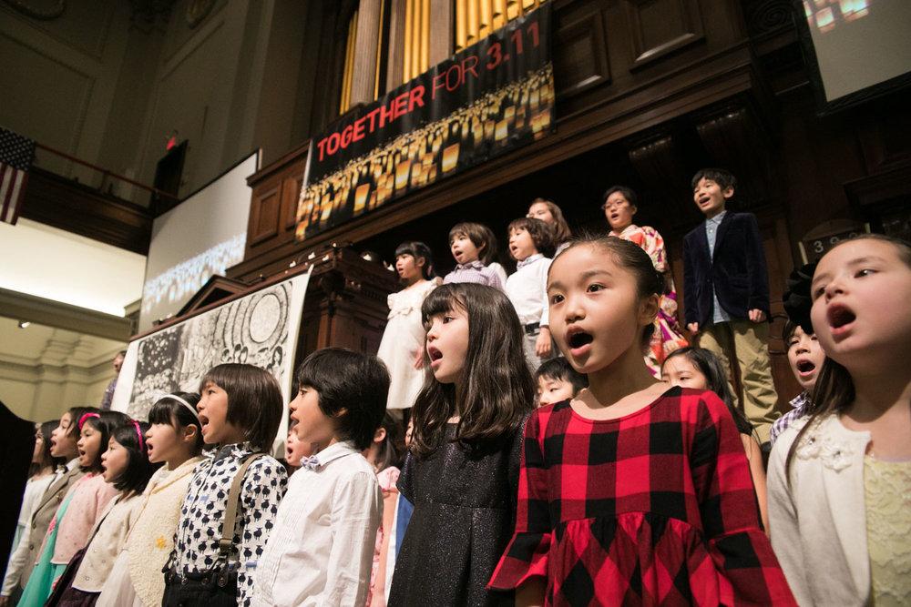 Circle Wind Boys & Girls Choir (Performance) 風の環少年少女合唱団 (演奏出演)