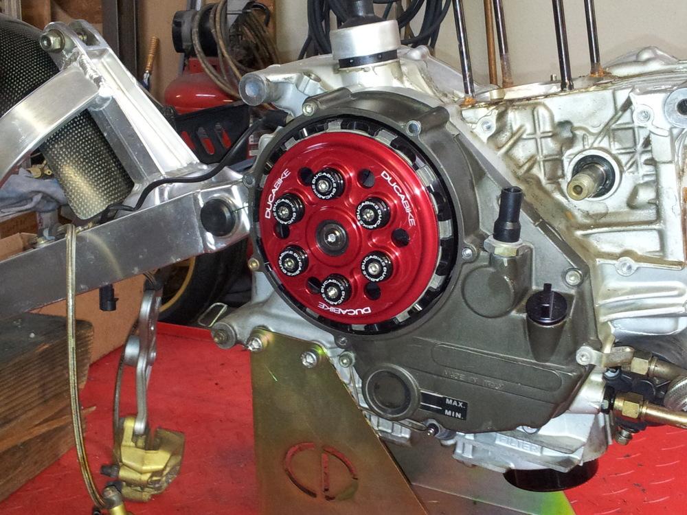Ducabike 900SS Slipper Clutch
