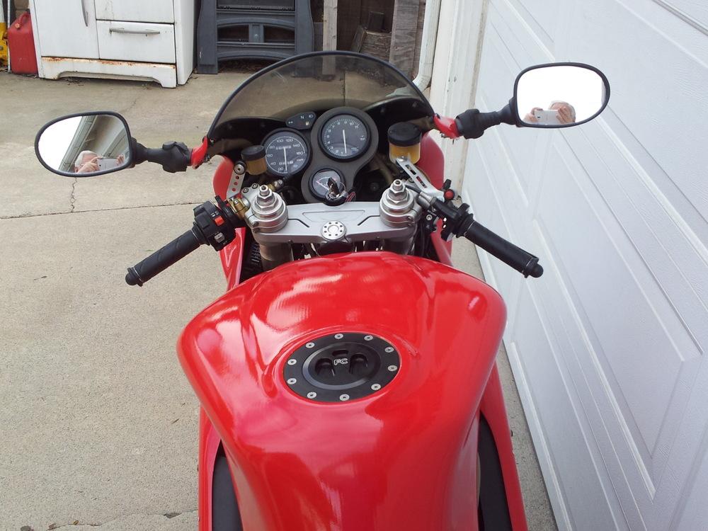ETI Fuel Tank for Ducati 900SS