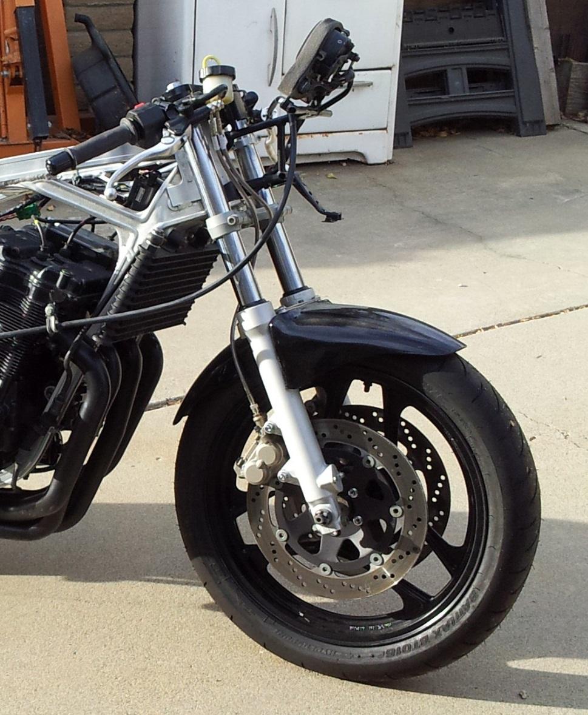 Suzuki Front Forks