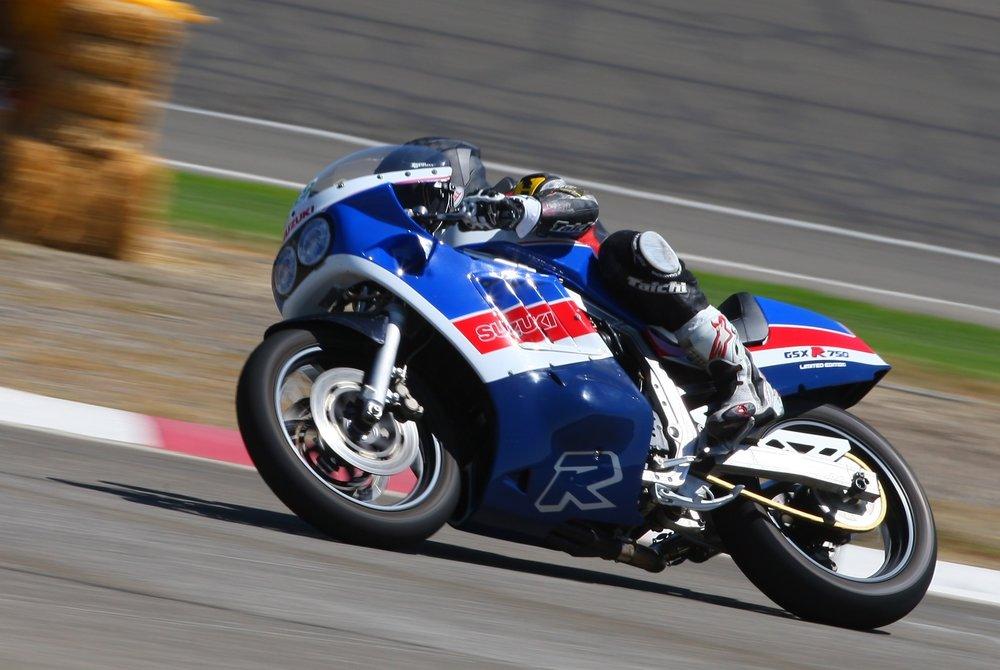Ari Henning at Auto Club Speedway
