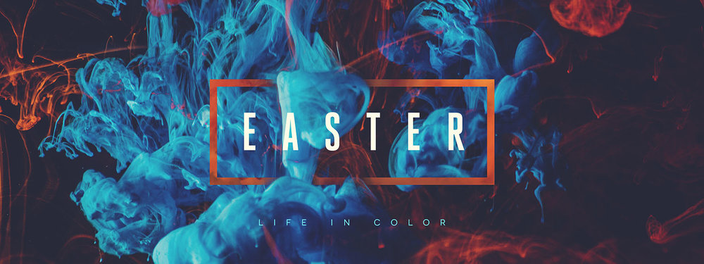 Visual Media Church and NuSupply Easter Graphics