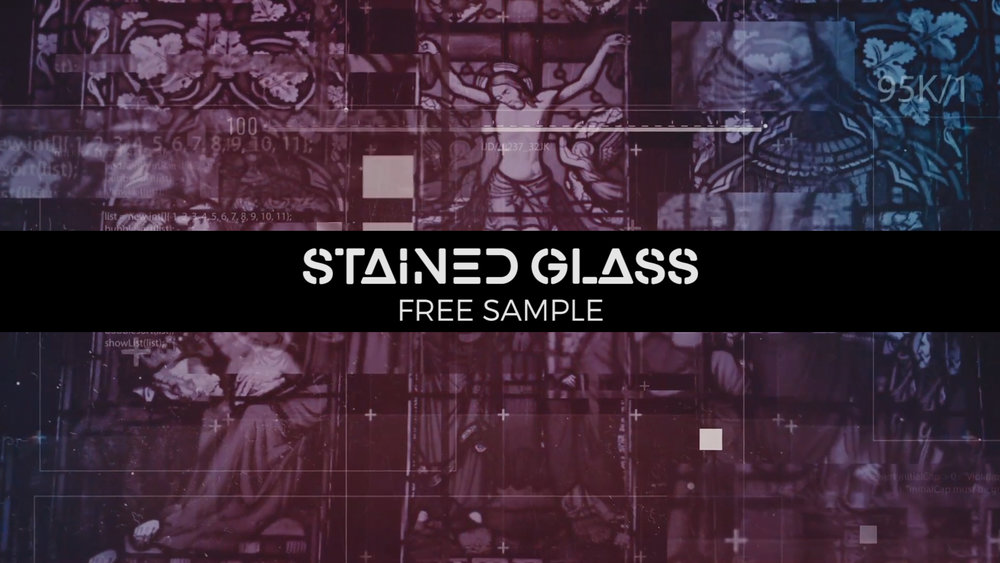 Stained Glass - Free Sample