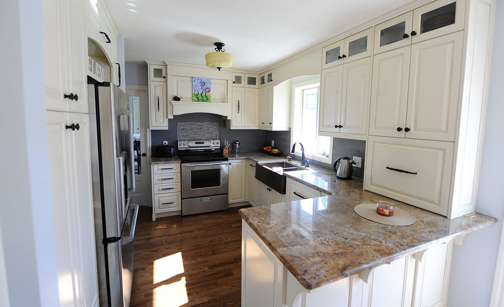 Kootenay Kitchen Trends (Ceiling)