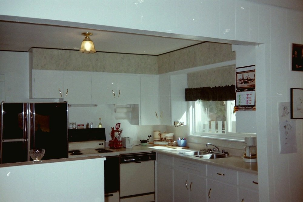Kootenay Kitchen Trends (Before)
