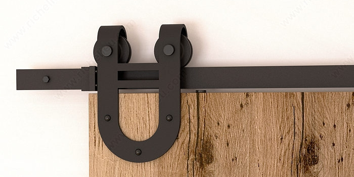 The Cavalier Barn Door Hardware