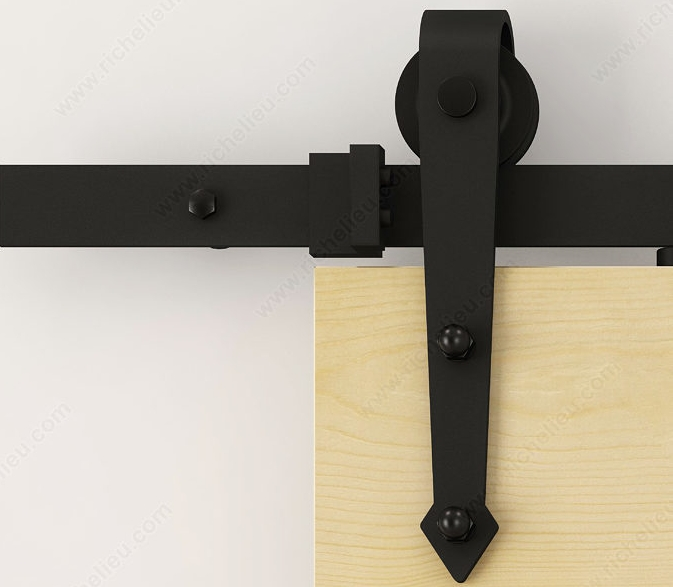 The Arrow Barn Door Hardware