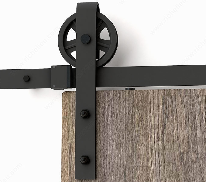 The Ferris Wheel Barn Door Hardware