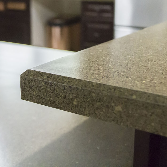 Bevel Edge Countertop