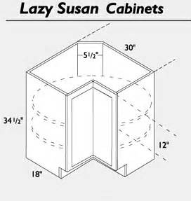 Lazy Susan CAD Drawing