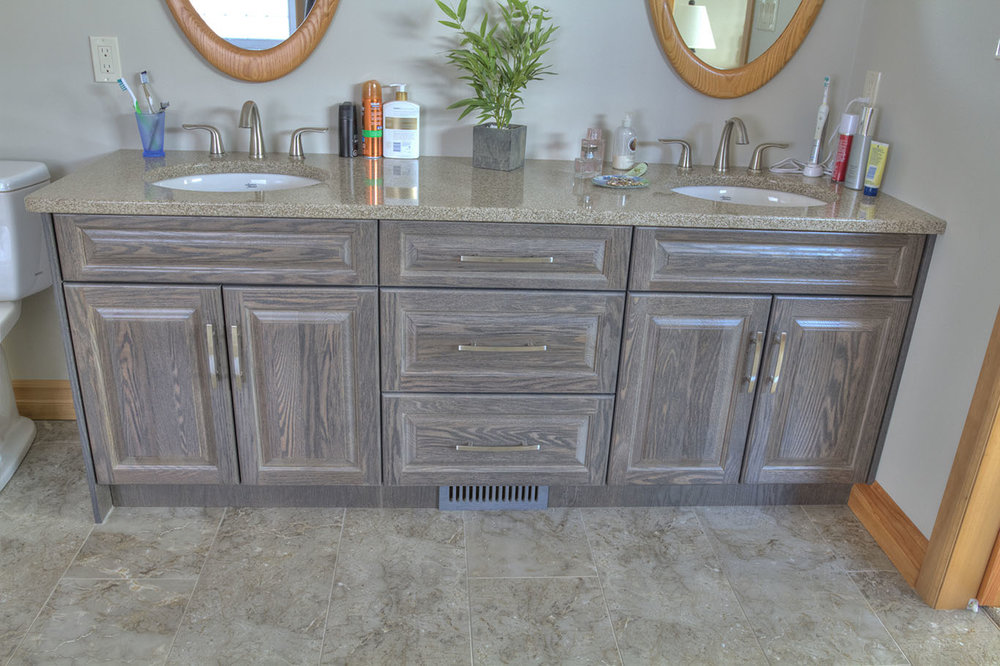 Invermere Bathroom Vanity Cabinetry