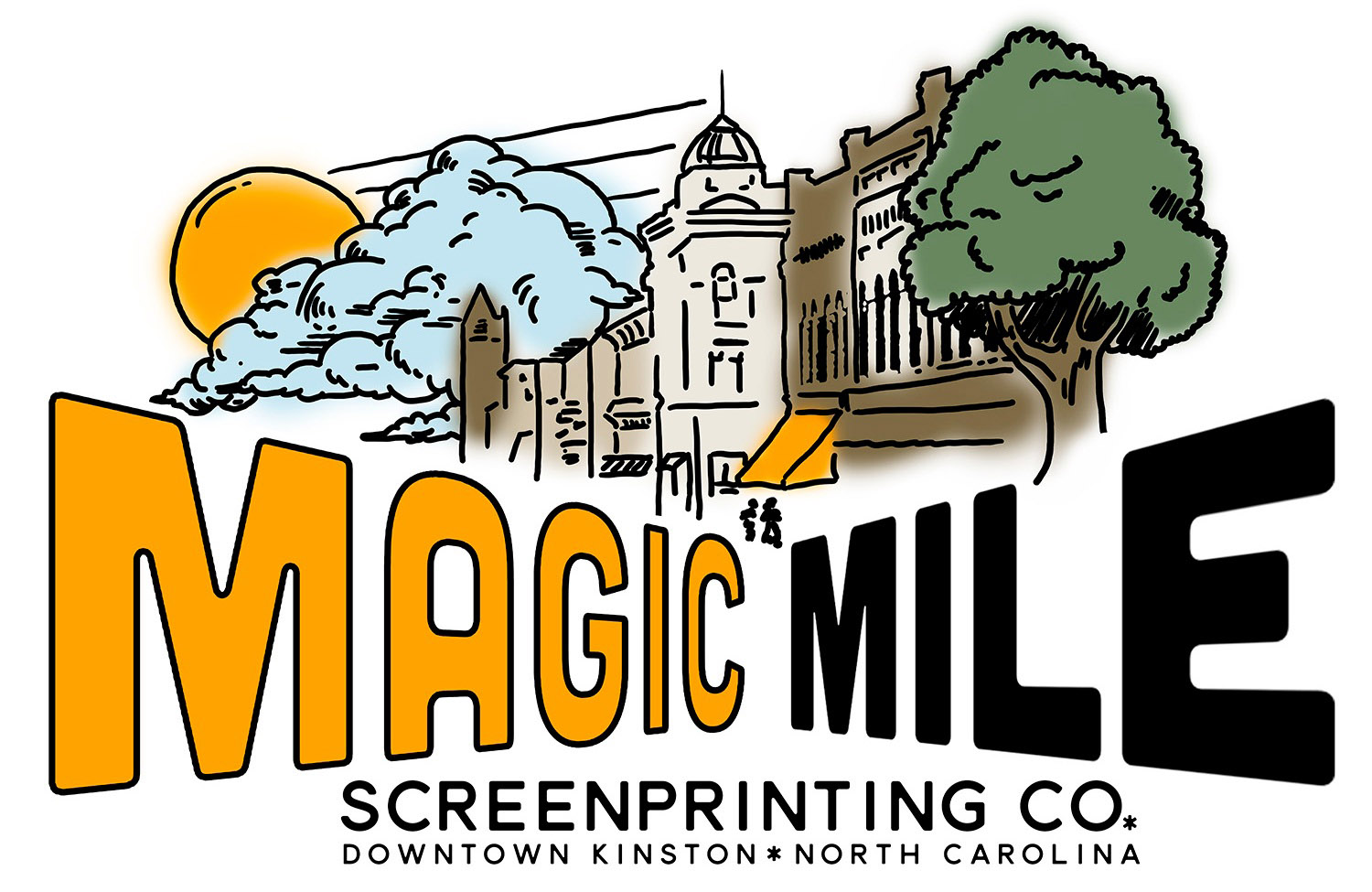 Magic Mile Screen Printing Company