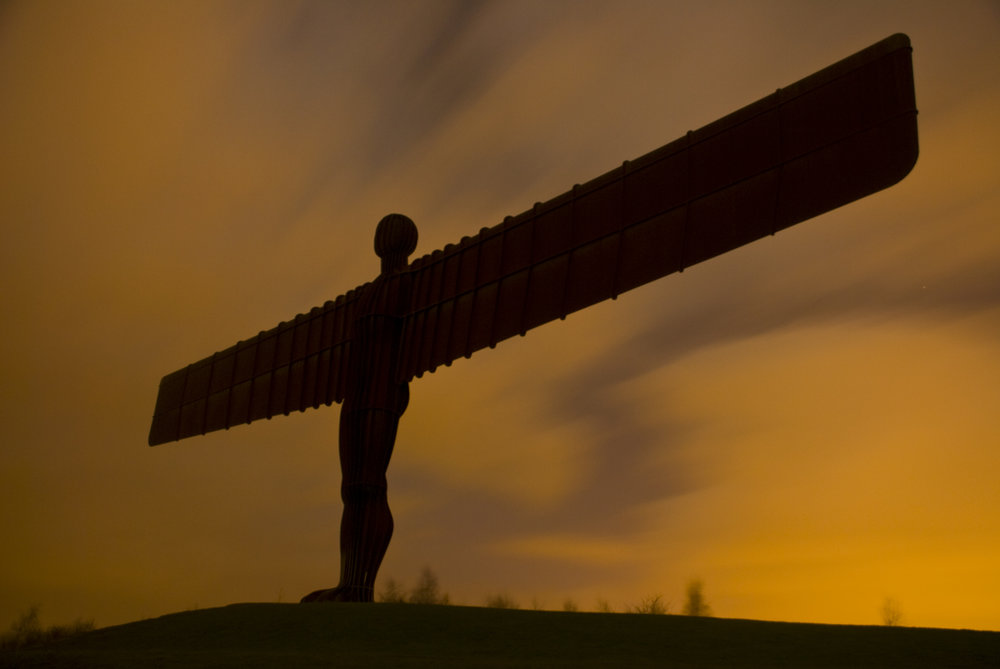 Angel Of The North (England, 2017)