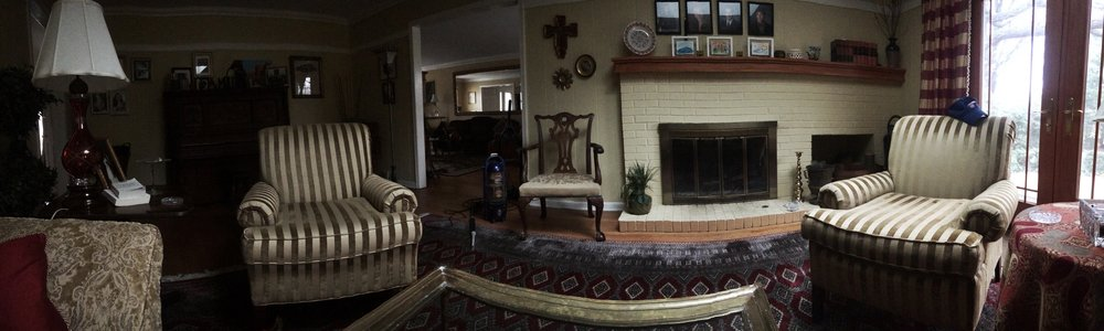The Living Room | Wheaton, IL | November 24, 2016