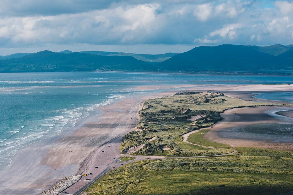 The Ocean Just Past the Hill | Glenbeigh, Ireland | June 2016