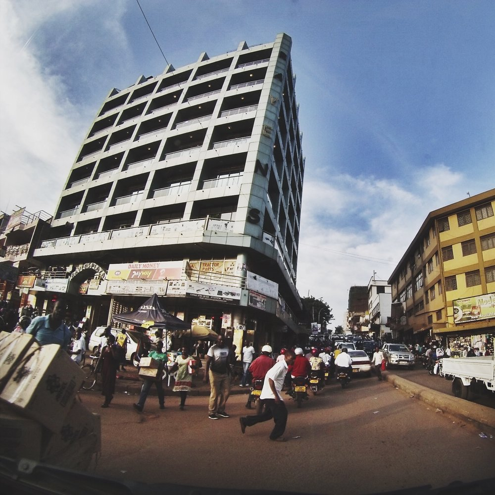 On the Roads | Kampala, Uganda | August 2015 | GoPro
